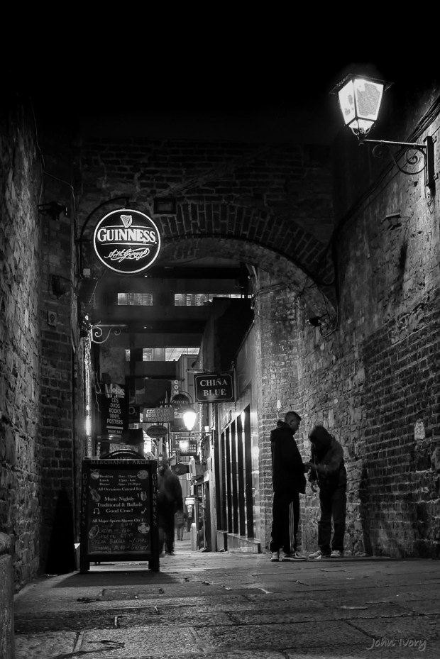 Merchant's Arch - Dublin Copyright ©  John Ivory: All rights reserved